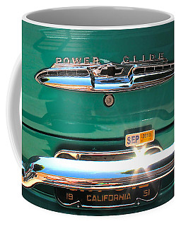 51 Power Glide Coffee Mug