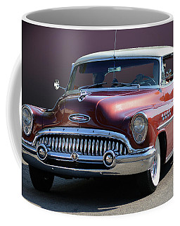 Coffee Mug featuring the photograph 53 Roadmaster by Bill Dutting