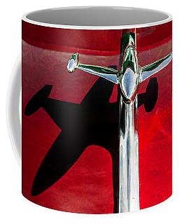 54 Gmc 100 Hood Ornament Coffee Mug