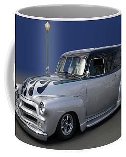 54 Chev 3100 Panel Coffee Mug