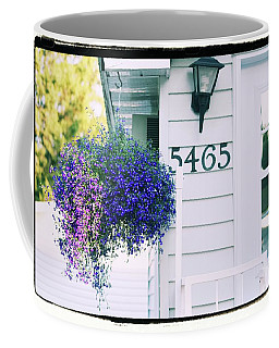 Coffee Mug featuring the photograph 5465 -h by Aimelle