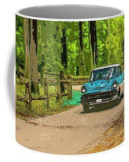 55 Chev Coffee Mug