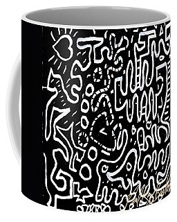 555 Love Coffee Mug