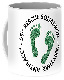 55th Rescue Squadron Coffee Mug