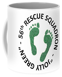 56th Rescue Squadron Coffee Mug