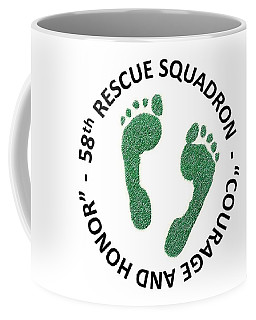 58th Rescue Squadron Coffee Mug