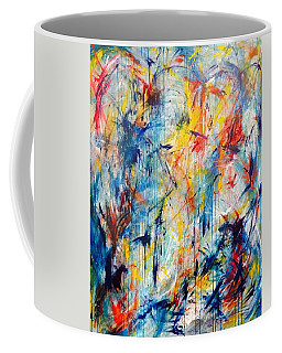 5th Chakra Meditation  Coffee Mug