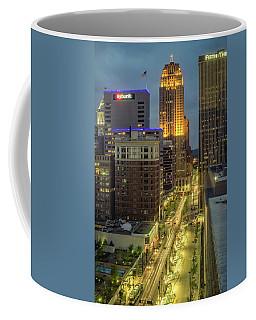 5th Street Cincinnati Coffee Mug