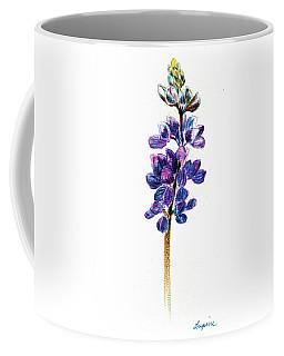 5x7auto Lupine Coffee Mug