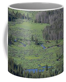 Scenery Rocky Mountain Np Co Coffee Mug