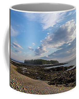 Coffee Mug featuring the photograph Acadia National Park by Trace Kittrell