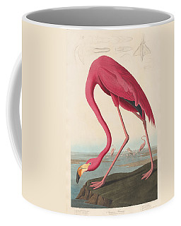 American Flamingo Coffee Mug
