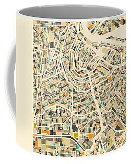 Map Coffee Mugs