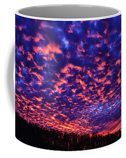 Coffee Mug featuring the photograph Appalachian Sunset Afterglow by Thomas R Fletcher