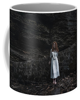 Coffee Mug featuring the photograph Aretusa by Traven Milovich