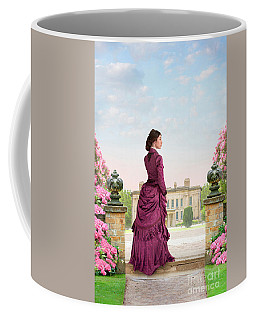 Beautiful Victorian Woman Coffee Mug