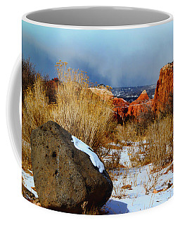 Captiol Reef National Park  Coffee Mug