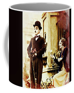 Charlie Chaplin Coffee Mug