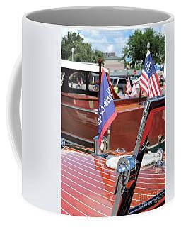 Chris Craft Runabout Coffee Mug