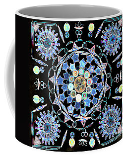 Diatoms Coffee Mug