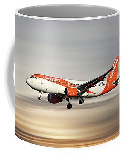 Easyjet Airbus A320-214 Coffee Mug