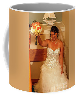 Faulkner Wedding Coffee Mug