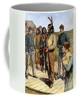 Geronimo 1829-1909.  To License For Professional Use Visit Granger.com Coffee Mug