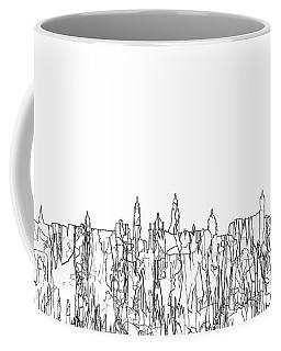 Glasgow Scotland Skyline Coffee Mug