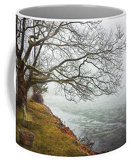 Green Pond New Jersey Winter C409 Coffee Mug