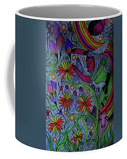 Kintu And Nambi A Folktale Coffee Mug