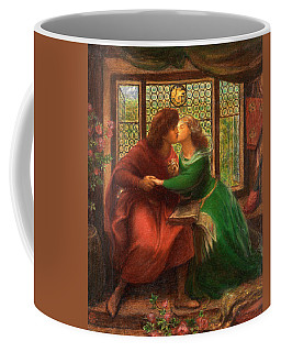 Paolo And Francesca Da Rimini Coffee Mug