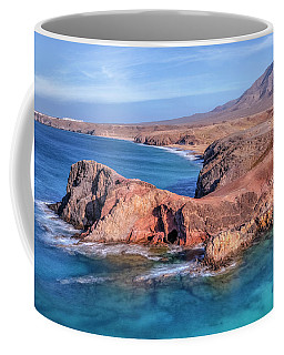 Playa Papagayo - Lanzarote Coffee Mug