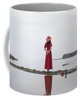 Red High Heels Coffee Mug