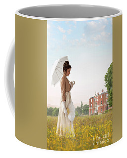 Regency Woman Coffee Mug
