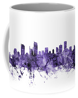 Vancouver Canada Skyline Coffee Mug