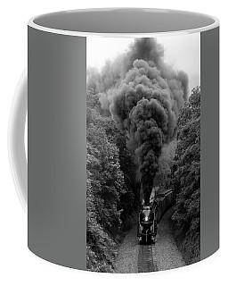 611 At Fiery Road Overpass Coffee Mug