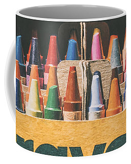 64 Colors Coffee Mug