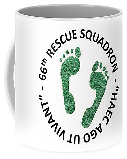 66th Rescue Squadron Coffee Mug