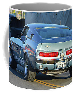 Coffee Mug featuring the photograph 67 Shelby Gt500 by Bill Dutting