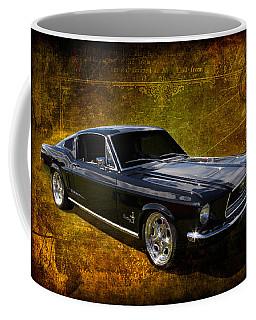 68 Fastback Coffee Mug
