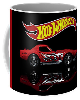 Coffee Mug featuring the photograph '69 Chevy Corvette by James Sage