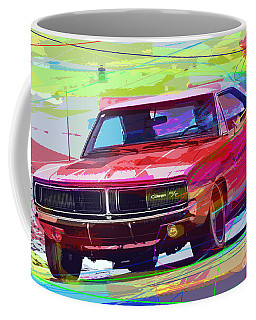 69 Dodge Charger  Coffee Mug
