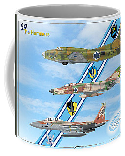 69 Years To The Hammers Squadron Coffee Mug