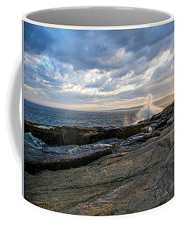 Acadia National Park Coffee Mug by Trace Kittrell