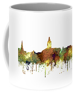 Annapolis Maryland Skyline      Coffee Mug by Marlene Watson