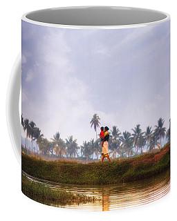 Backwaters Kerala - India Coffee Mug