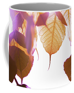 Bodhi Leaves Coffee Mug
