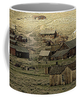Coffee Mug featuring the photograph Bodie California by Nick Boren