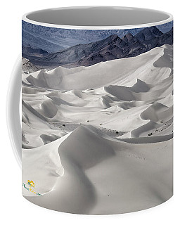 Coffee Mug featuring the photograph Dumont Dunes 8 by Jim Thompson