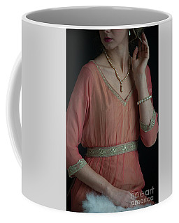 Edwardian Woman  Coffee Mug